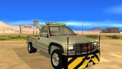 GMC Sierra Tow Truck