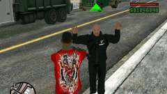 Dwayne The Rock Johnson for GTA San Andreas