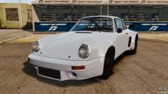 Porsche 911 Carrera RSR 3.0 Coupe 1974 for GTA 4