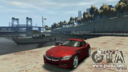 BMW Z4 for GTA 4