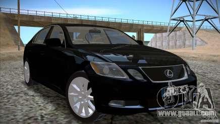 Lexus GS430 for GTA San Andreas
