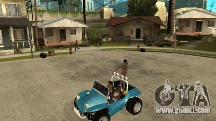 Volkswagen Dune Buggy for GTA San Andreas