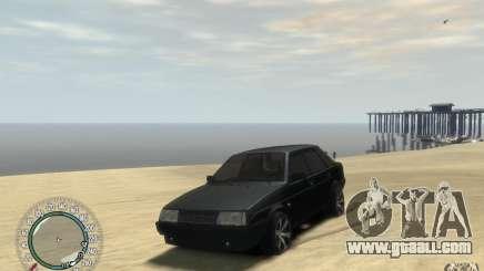 VAZ 21099 Duplet for GTA 4