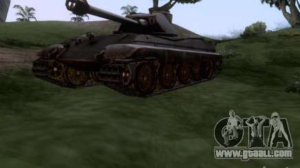 Pz VII Tiger II Royal Tiger VIB for GTA San Andreas