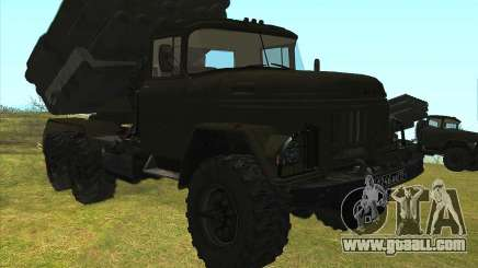 ZIL-131 in Grad for GTA San Andreas