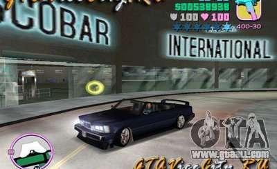 BMW M6 Cabrio for GTA Vice City