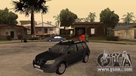 Mitsubishi Outlander 2003 for GTA San Andreas