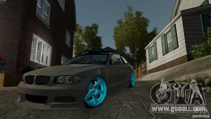BMW 135i HellaFush for GTA 4