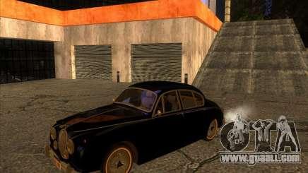 Jaguar MK2 1959-1967 for GTA San Andreas