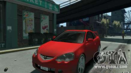 Acura RSX for GTA 4