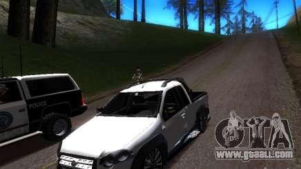 Fiat Strada for GTA San Andreas