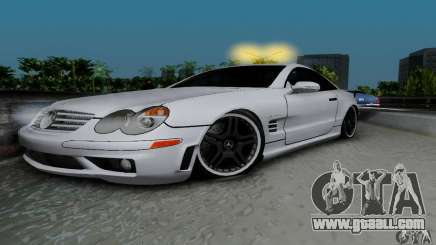 Mercedes Benz SL 65 AMG for GTA San Andreas