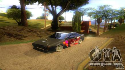 Toyota AE86 Coupe - Final for GTA San Andreas