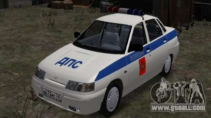 VAZ 2110 DPS for GTA 4