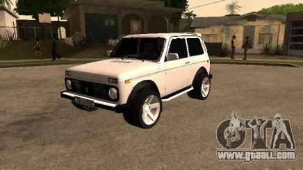 Armenian NIVA DORJAR 4 x 4 for GTA San Andreas