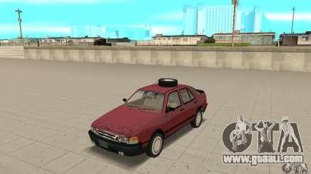 Saab 9000 for GTA San Andreas