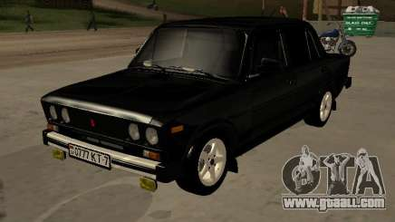 21065 VAZ v2.0 for GTA San Andreas