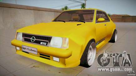 Opel Kadett D GTE Mattig Tuning for GTA San Andreas