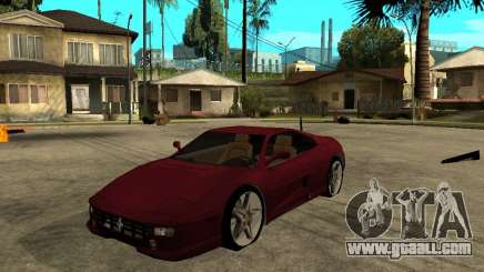 Ferrari F355 for GTA San Andreas