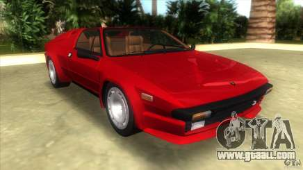 Lamborghini Jalpa P350 1984 for GTA Vice City