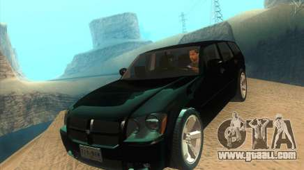 Dodge Magnum RT 2008 v.2.0 for GTA San Andreas