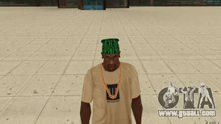 Bandanas matrix for GTA San Andreas
