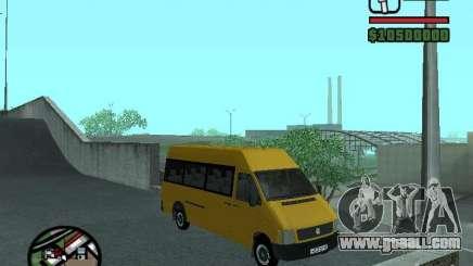 Volkswagen LT 35 Passažirsikj for GTA San Andreas