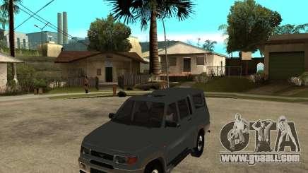 "Simbir ""UAZ Pickup for GTA San Andreas"