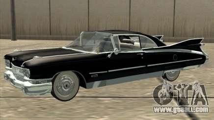 Cadillac Eldorado 1959 for GTA San Andreas