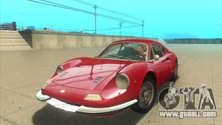 Ferrari Dino 246 GT for GTA San Andreas
