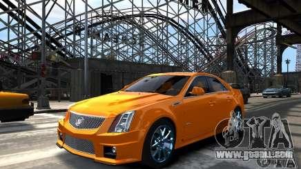 Cadillac CTS-V 2009 for GTA 4