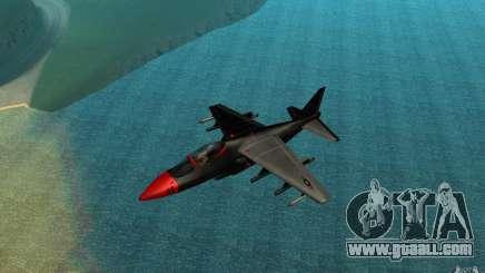 Black Hydra v2.0 for GTA San Andreas