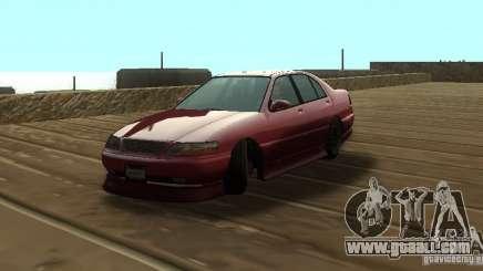 FEROCI VIP for GTA San Andreas