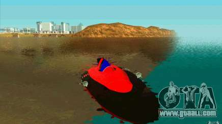 Race Boat for GTA San Andreas