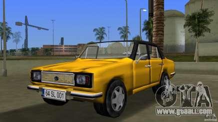 Anadol A1 SL for GTA Vice City