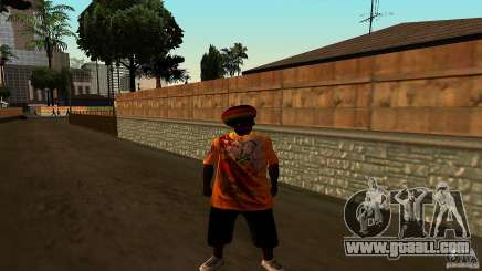 Jamaican Guy for GTA San Andreas