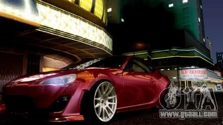 Scion FR-S for GTA San Andreas