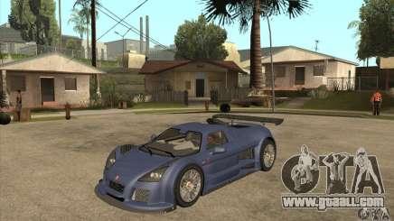 Gumpert Apollo Sport for GTA San Andreas