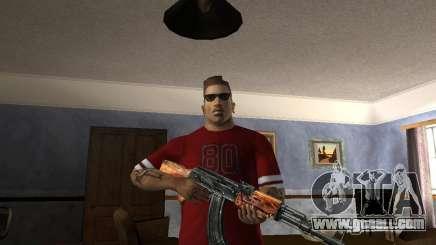 AK HD for GTA San Andreas