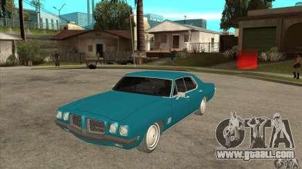 Pontiac LeMans for GTA San Andreas