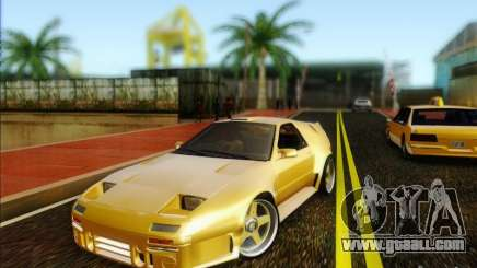 Diablo-Seven for GTA San Andreas