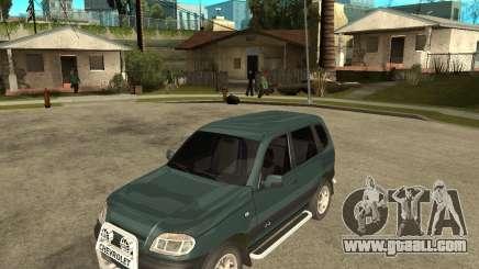 NIVA Chevrolet for GTA San Andreas
