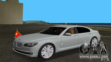 BMW 750 Li for GTA Vice City
