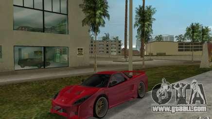 Acura NSX 2004 Veilside for GTA Vice City