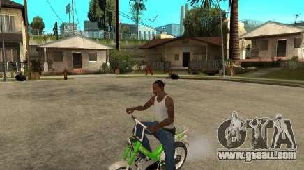 Mustang Mamba for GTA San Andreas