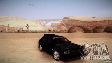 Lancia Delta S4 for GTA San Andreas