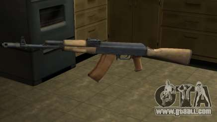 AK-74 of Arma II for GTA San Andreas