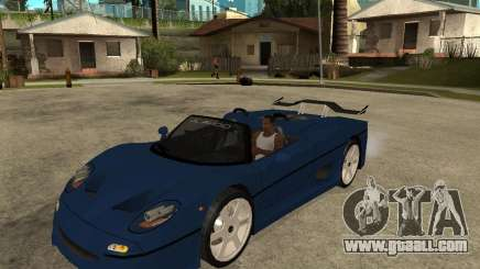 Ferrari F50 - special tuning by JvtDeSiGn for GTA San Andreas