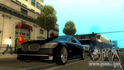 BMW 750Li for GTA San Andreas