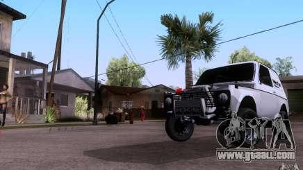 VAZ 21213 Niva Drag for GTA San Andreas